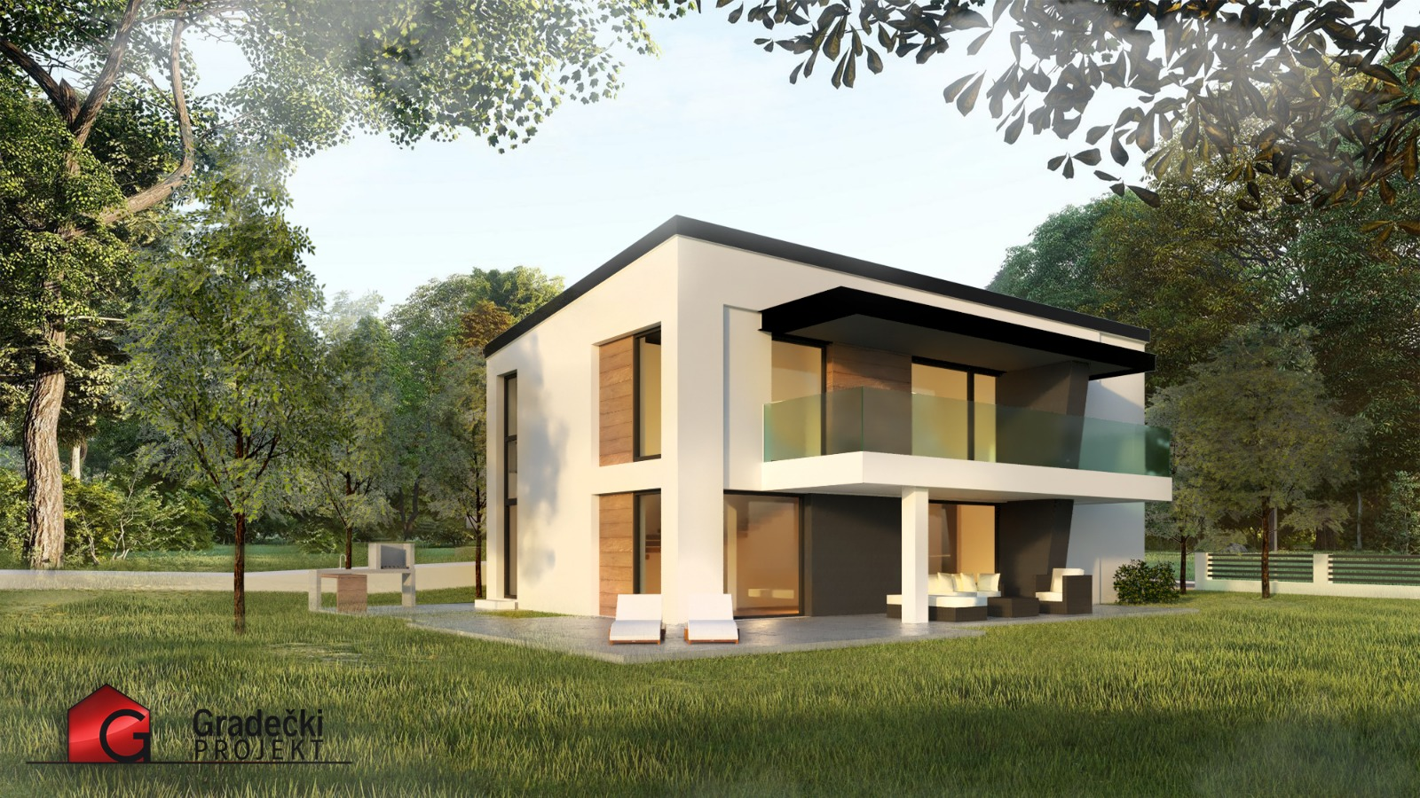 Passiv haus - GP arhitektura